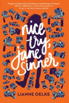 'Nice Try, Jane Sinner' by Lianne Oelke