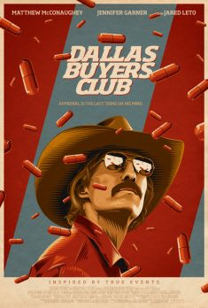 The Screenplay to Jean-Marc Vallée's Dallas Buyers Club