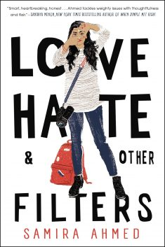 'Love, Hate & Other Filters' by Samira Ahmed