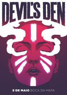 Devil's Den Poster Artwork