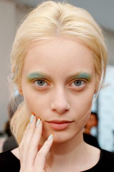 Fashion Week Peter Som Makeup