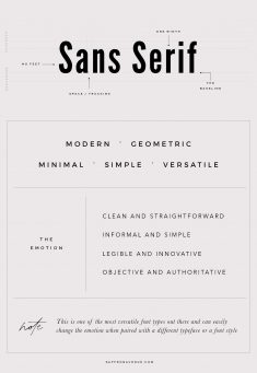 How to Choose Fonts That Reflect Your Brand Style and Font Psychology