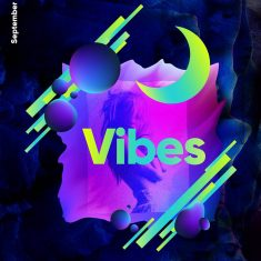 Vibes Poster Design