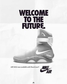 What Today's Nike Shoes Would Look Like in Vintage Ads