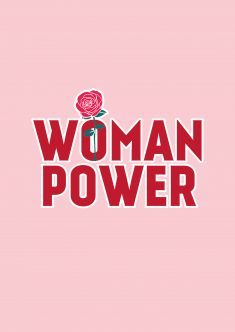 WOMAN-POWER