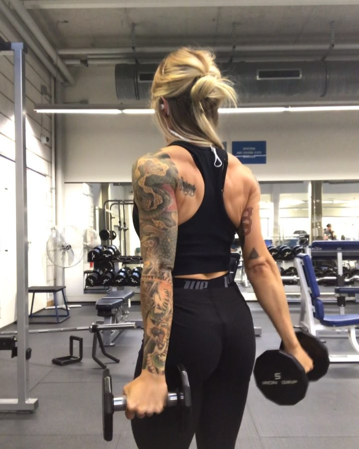 BACK & SHOULDERS