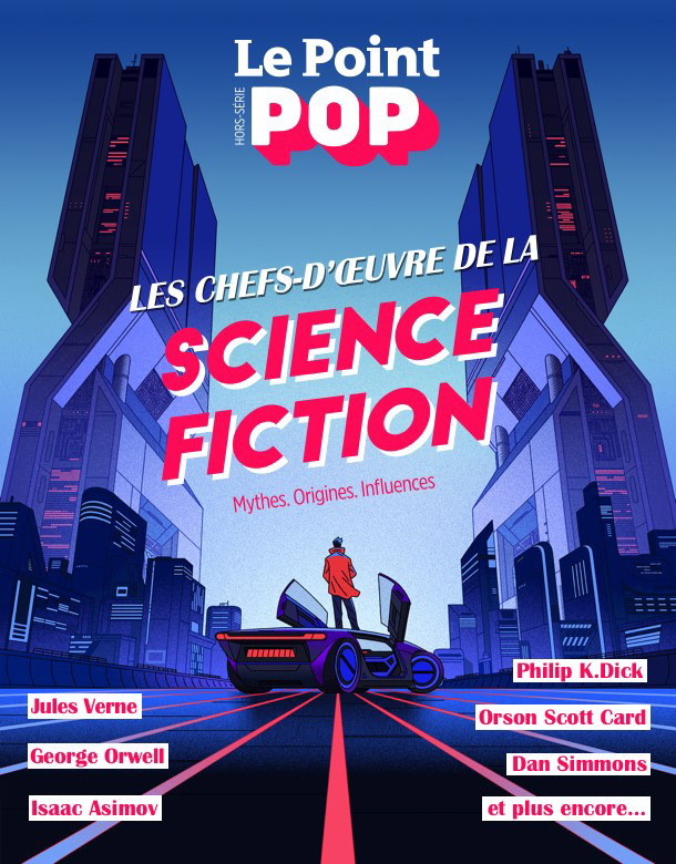 POINT POP / SCIENCE FICTION