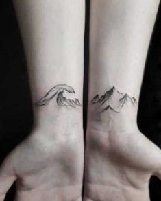Wave Tattoos for Men – Ideas and Inspiration for Guys