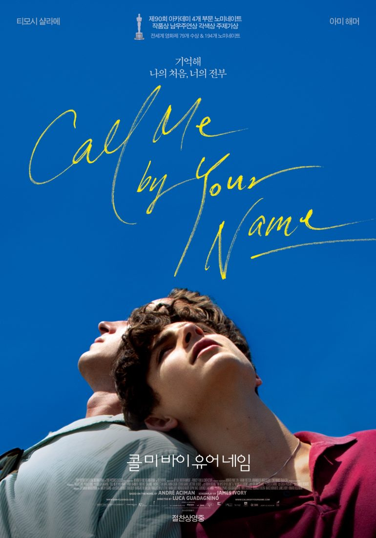 Call Me By Your Name – Audiobook