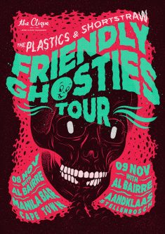 Friendly Ghosties Tour