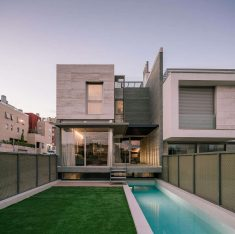 Sierra House by Steyn Studio