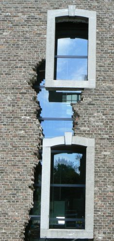 Unusual windows.