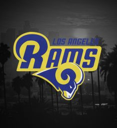 Los Angeles Rams Branding