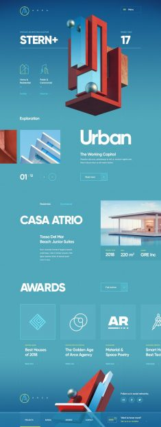 Arca Bureau – Daily Design Inspiration No 05