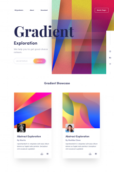 Gradient Exploration by Sudhan Gowtham