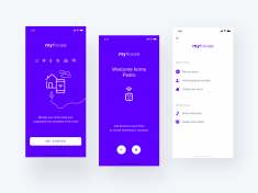 Myhouse – Smart Home Control App