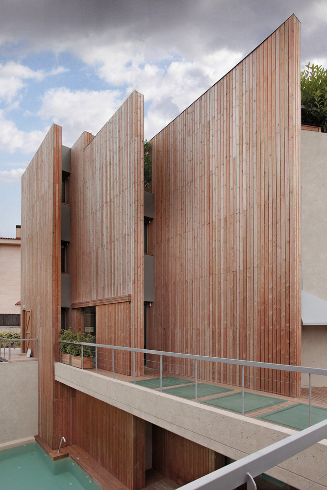House in Pedralbes / BCarchitects