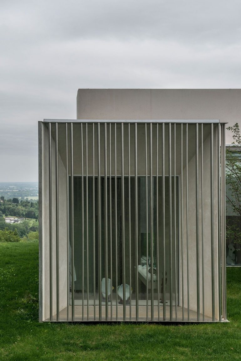 RCR and G. Tregouet, Malecaze House in Vieille-Toulouse (France)