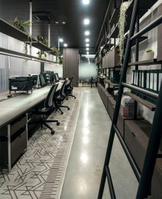 Modern Office Space in Bulgaria by Think Forward