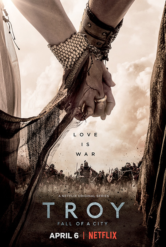 Troy: Fall of a City on Inspirationde