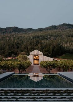 Zinfandel House in California Wine Country / Field Architecture
