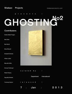 Ghosting No2—Soon