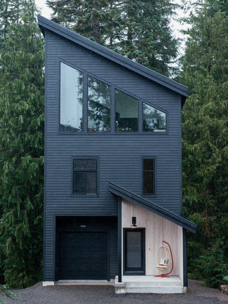 Alpine Noir by Casework and Keystone Architecture