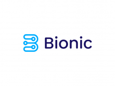 Bionic Logo Design by LeoLogos