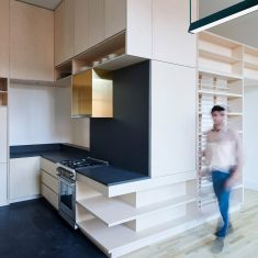 Brooklyn Apartment Renovation by Light and Air Architecture