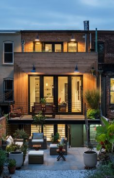Crown Heights Brownstone / BFDO Architects