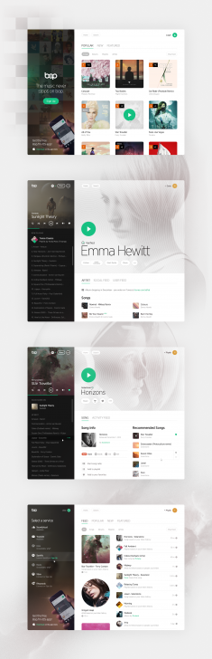 Bop Site by Pivotal