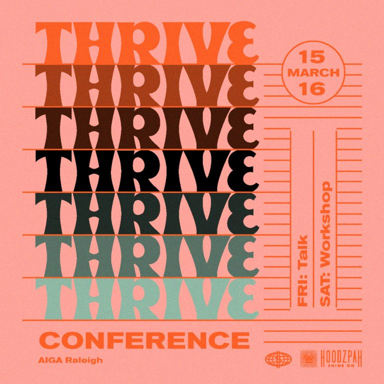 Thrive Conference Promo – March 15-16