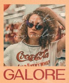 Galore Gig Poster