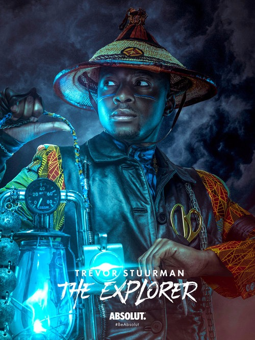 OSBORNE MACHARIA – The Explorer