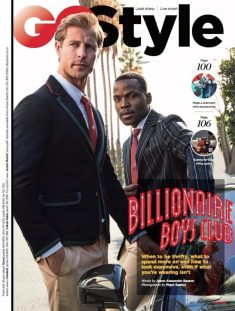 Billionaire boys club / GQ ZA