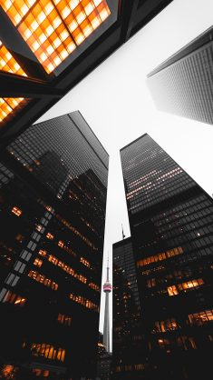 Toronto Canada iPhone X Wallpaper