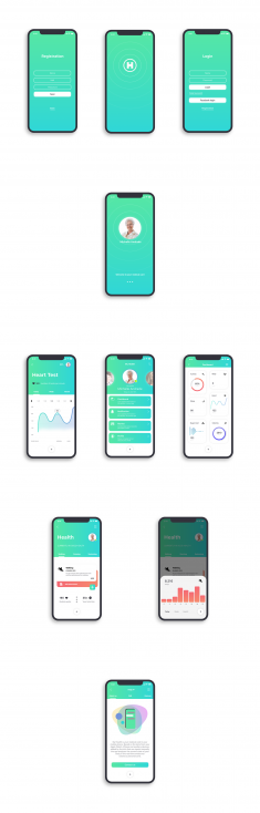 My Health – Mobile App