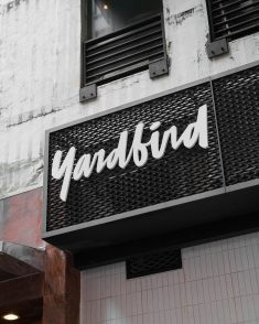 yardbird : Call out our name.