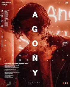 Agony – Depression cherry