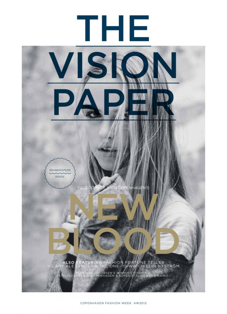 The Vision Paper