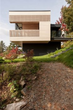 Residence Le Nid: Overlooking the St. Lawrence River