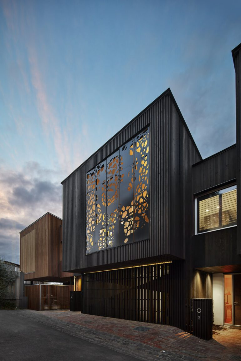 Six Urban Residences in Richmond / Melbourne Design Studios
