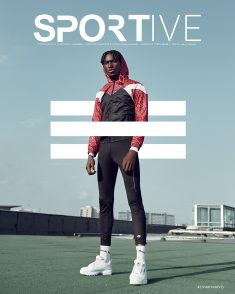 SPORTIVE – Sport Editorial Shoot