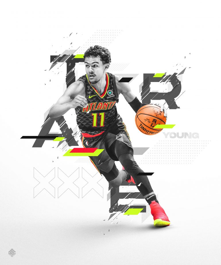 Trae Young On Inspirationde