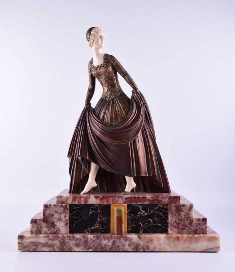 Cinderella Sculpture