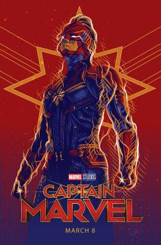 Captain Marvel Poster