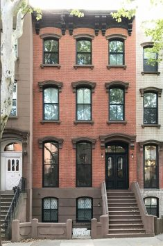 Cobble Hill Brick Townhouse / Elizabeth Roberts Architecture & Design