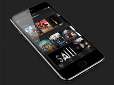 HDREZKA Concept for ios by WiseFoam