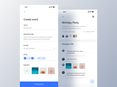 Party House – Event App.