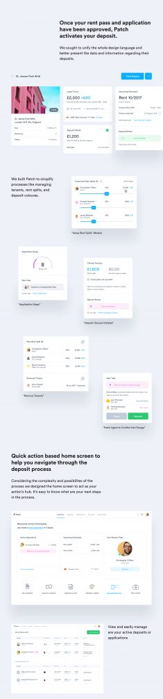 Patch – Web App Design – Case Study